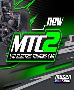 MUGEN MTC2 TOURING CAR